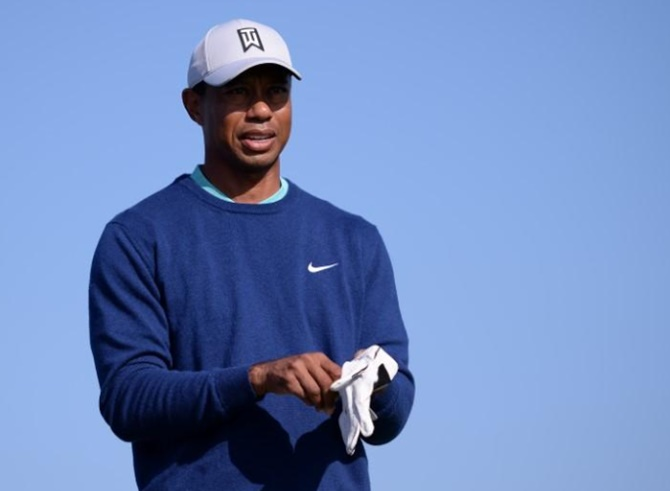 Tiger Woods calls Floyd killing 'shocking tragedy'