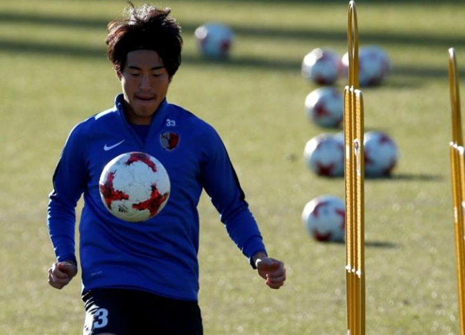 J.League player tests positive for COVID-19