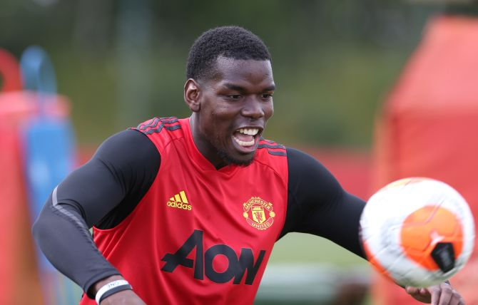 Man United reveal plans for Paul Pogba return