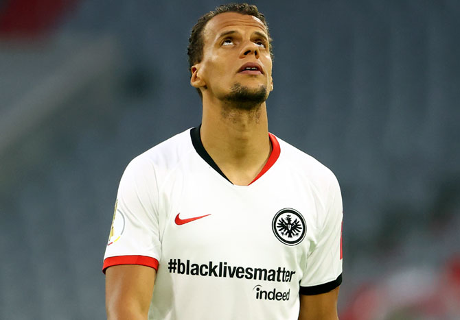 EPL CEO backs 'Black Lives Matter' on team shirts