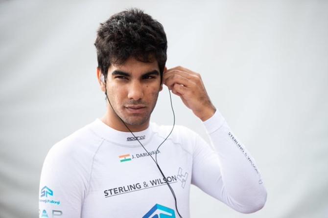 Pitlane tales: Daruvala finishes fourth in Formula 2