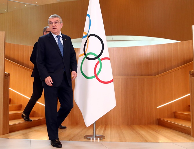 Rescheduled Tokyo Games likely before summer 2021: IOC