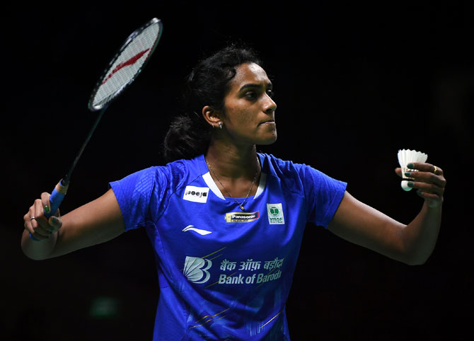 BAI plans training camp for Sindhu & Co from July 1