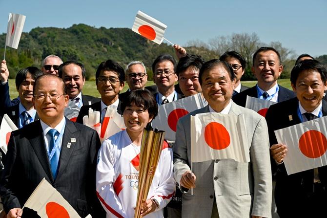 Japan Olympic Committee deputy head has coronavirus