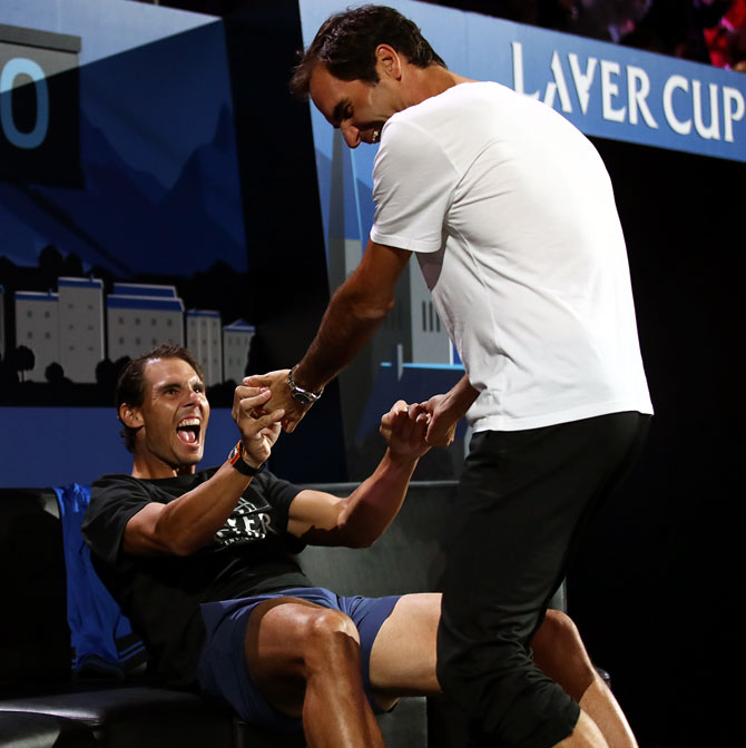 Federer S Laver Cup To Go Ahead Despite French Open Clash Rediff Sports