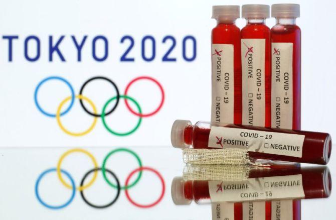 IOC disagrees COVID-19 vaccine needed for Olympics