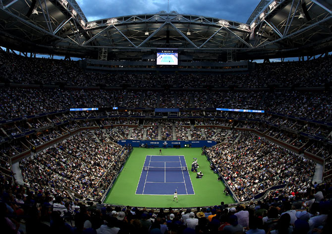 US Open to go ahead without fans, says NY Governor
