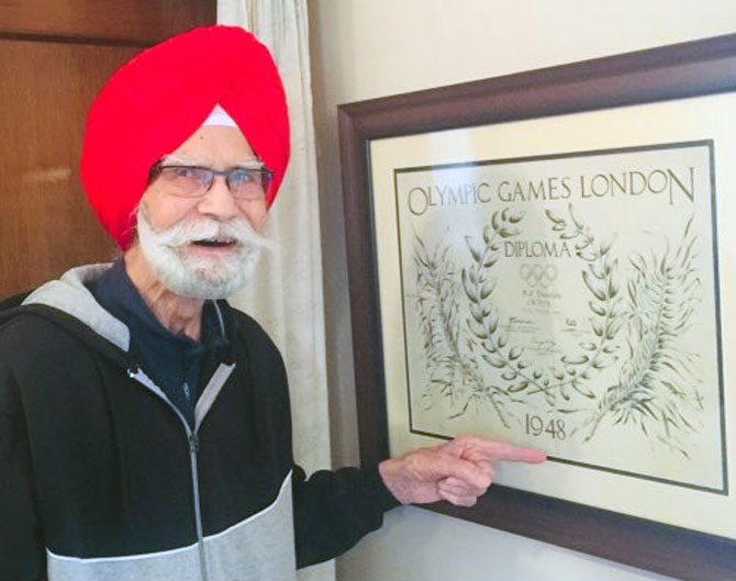 How Balbir went about search for missing memorabilia