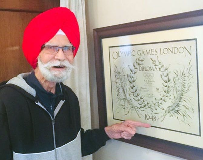 Balbir Singh Sr, who had won gold medals at the London (1948), Helsinki (1952) and Melbourne (1956) Olympics, travelled to Delhi many times with his maternal grandson Kabir to meet ministers or officials to take back his 'lost treasures'.