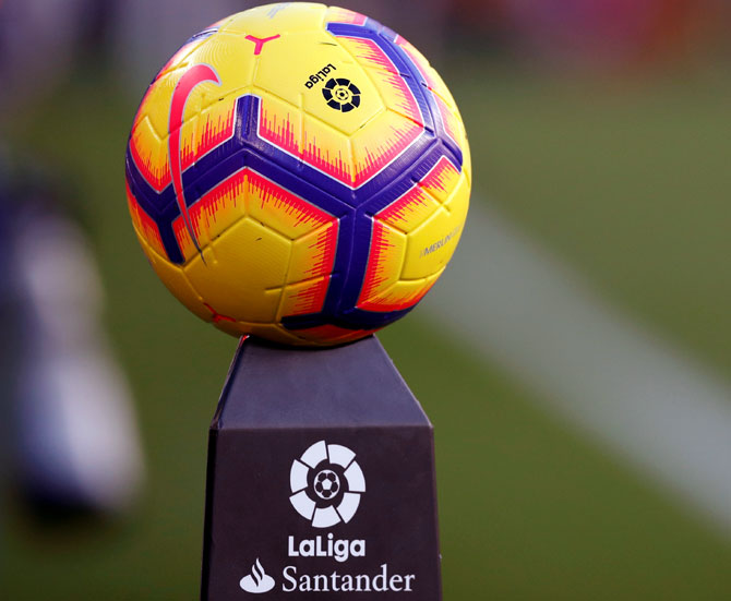 Liga gets government green light to resume from June 8
