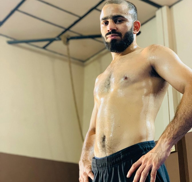 Denied Arjuna repeatedly, boxer Panghal has a request