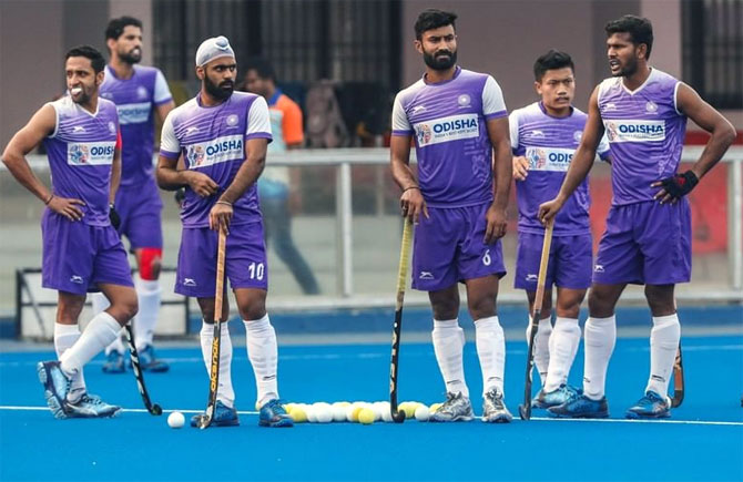Hockey teams to remain at SAI despite COVID-19 scare