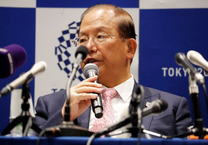 Changes to the original plan could be expected so as to save costs and make the Games safe for athletes, Toshiro Muto, Tokyo 2020 Organising Committee Chief Executive Officer said, without providing details.