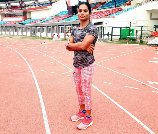 Coming soon: The Dutee Chand biopic!