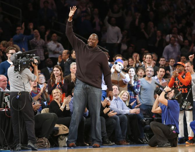 COVID-19: Knicks great Ewing out of hospital