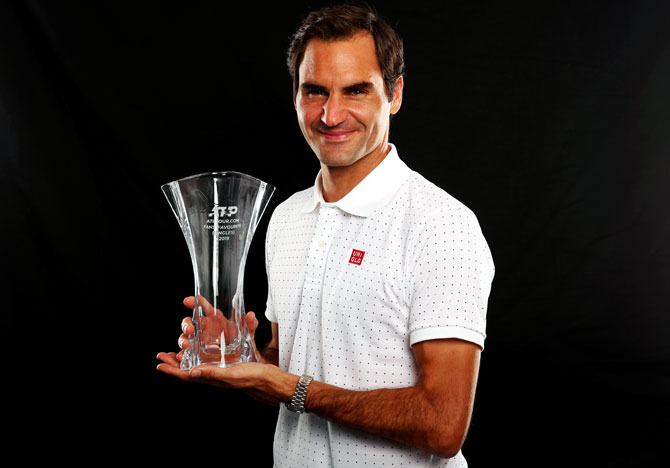 Federer is world's highest-paid athlete