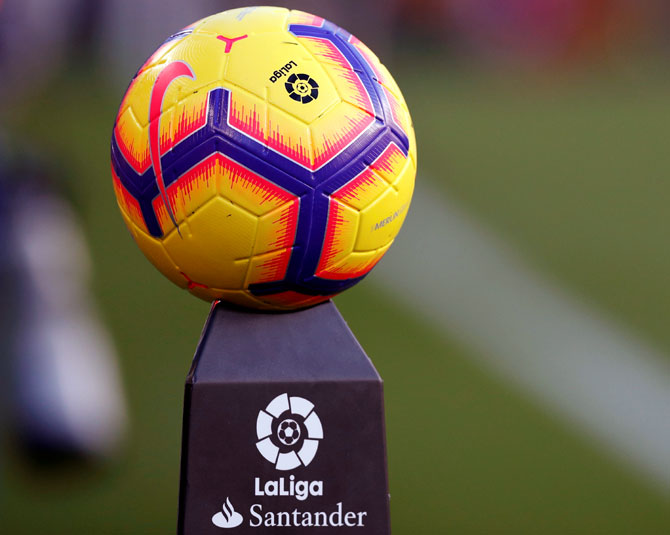La Liga clubs free to start full training from Monday