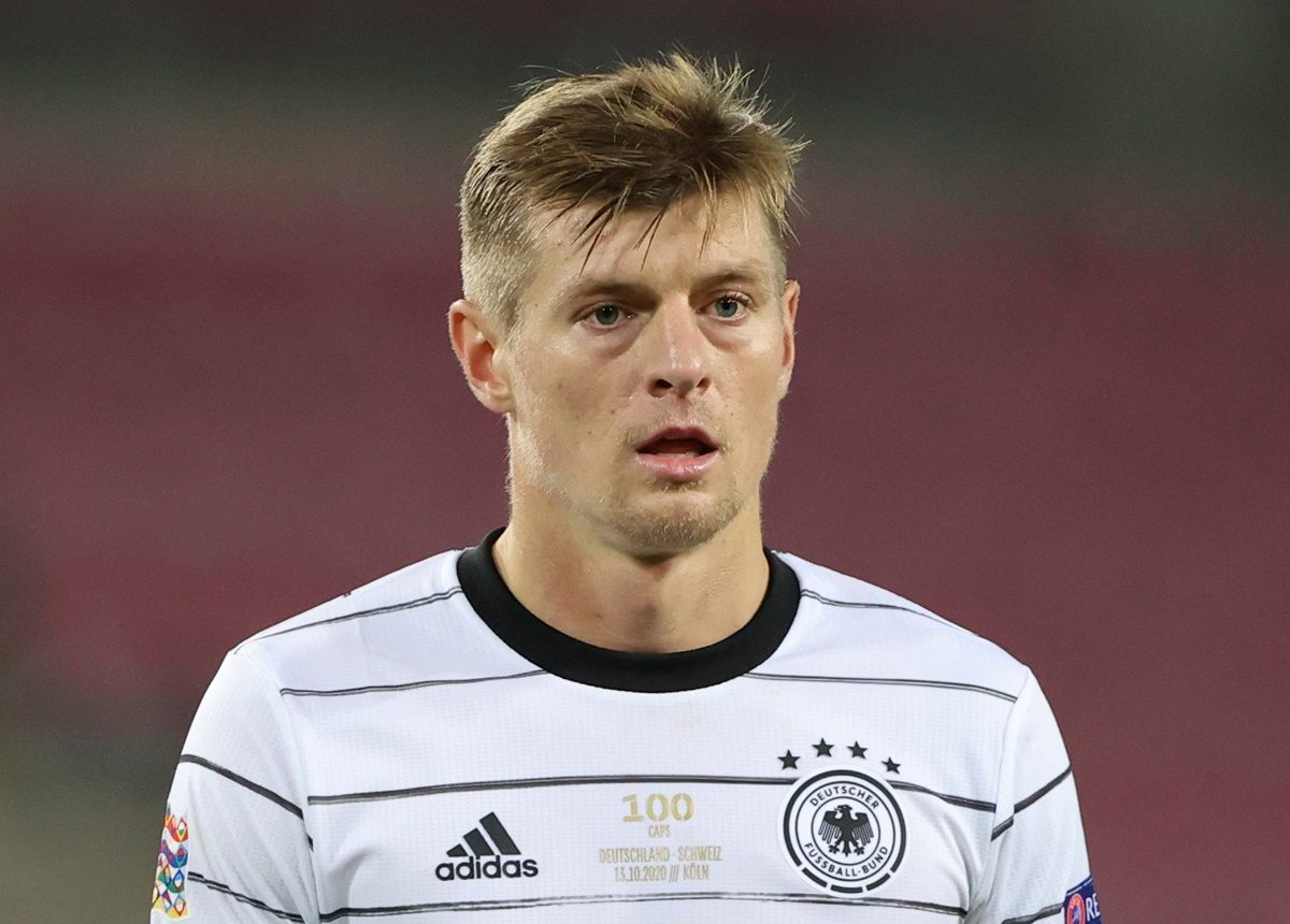 Football: Real's Kroos isolating after COVID contact