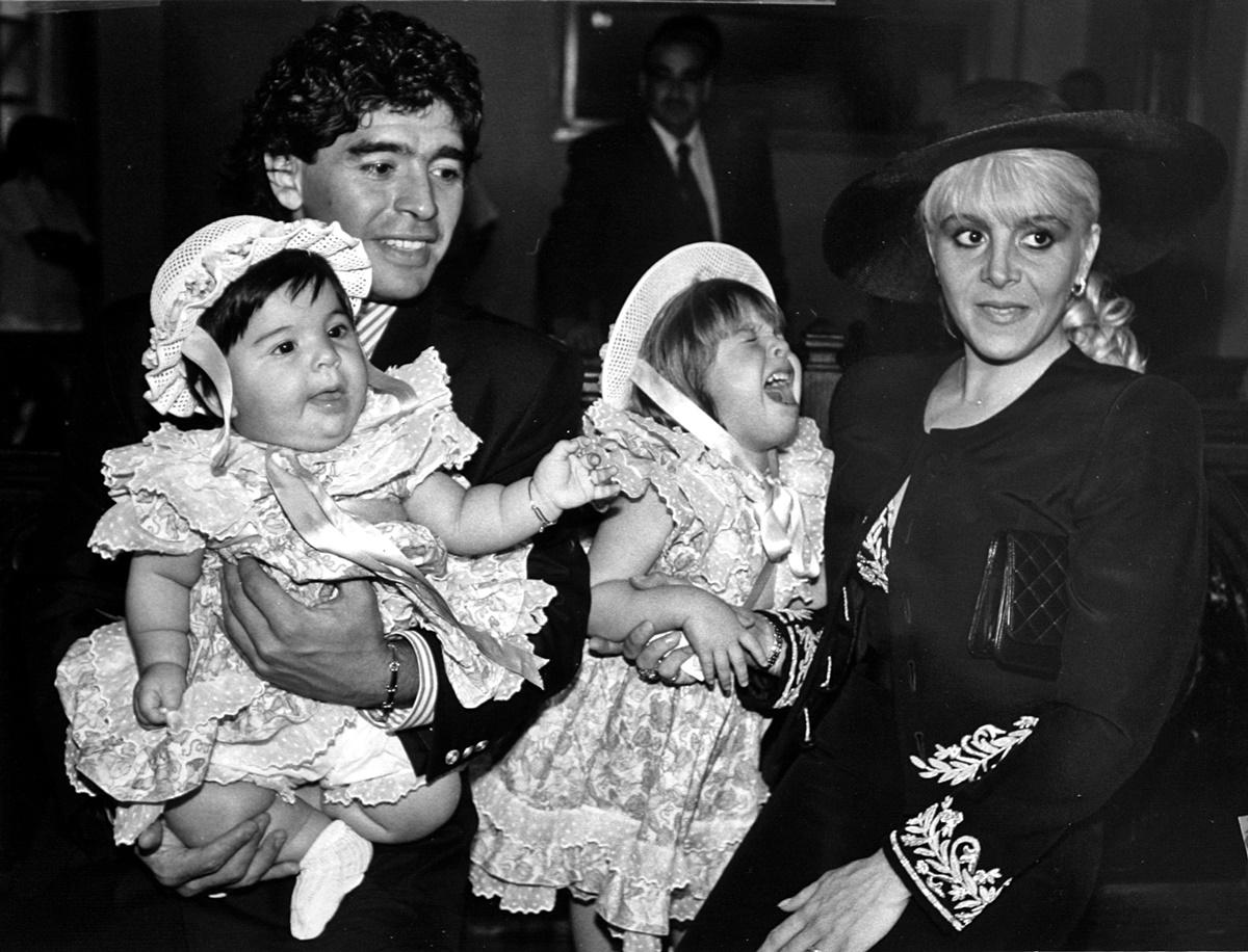 Maradona's fortune has many claimants