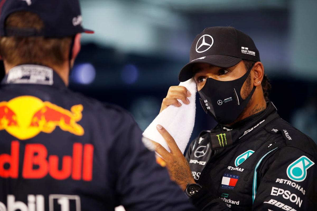 COVID-19 positive Hamilton to miss Sakhir F1 GP