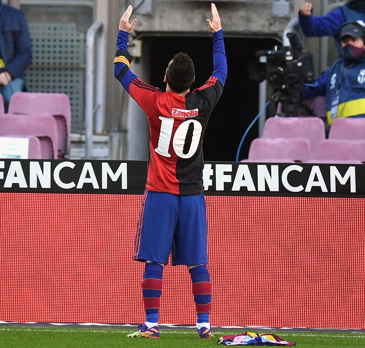 Football Focus: Messi fined for Maradona tribute