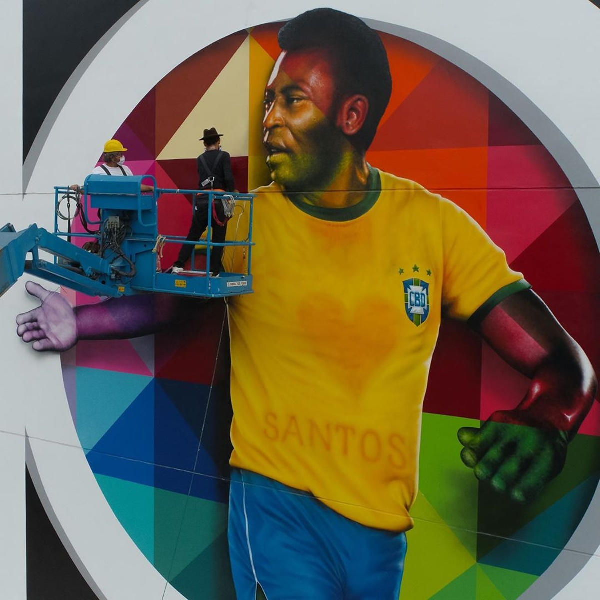 'Pele' adds new chapter to golden age of sports film