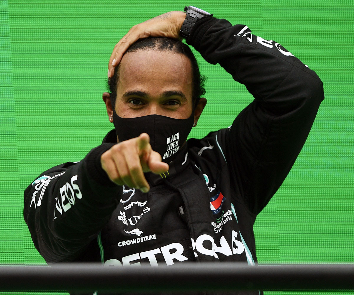 Same champions, new winners in strangest F1 season