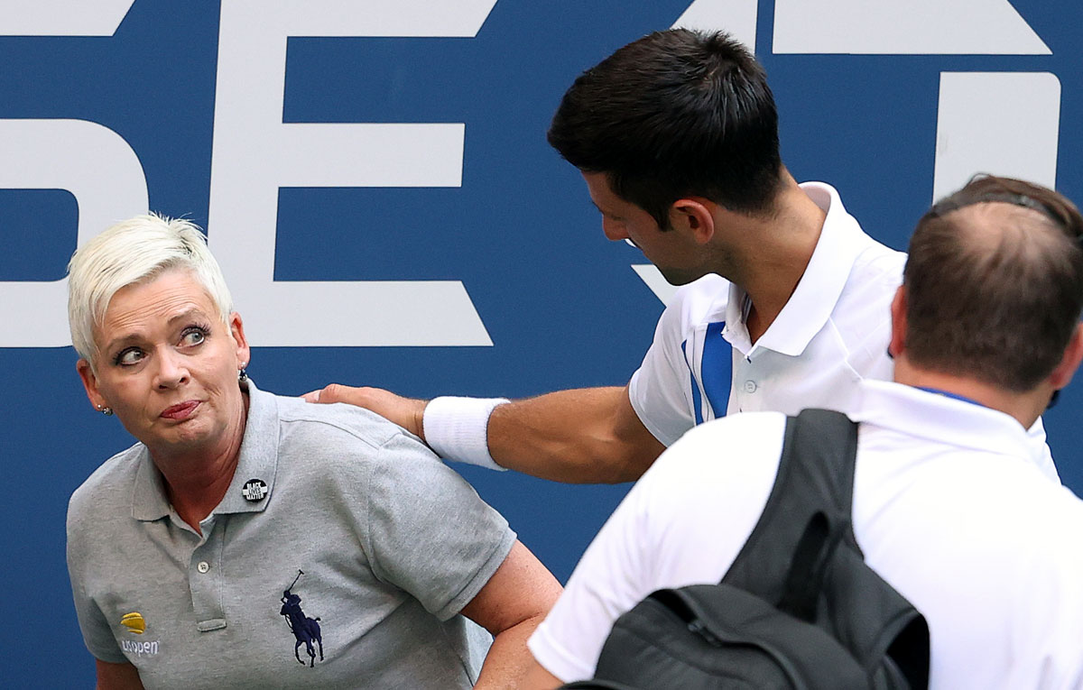 Learnt 'big lesson' from US Open default: Djokovic