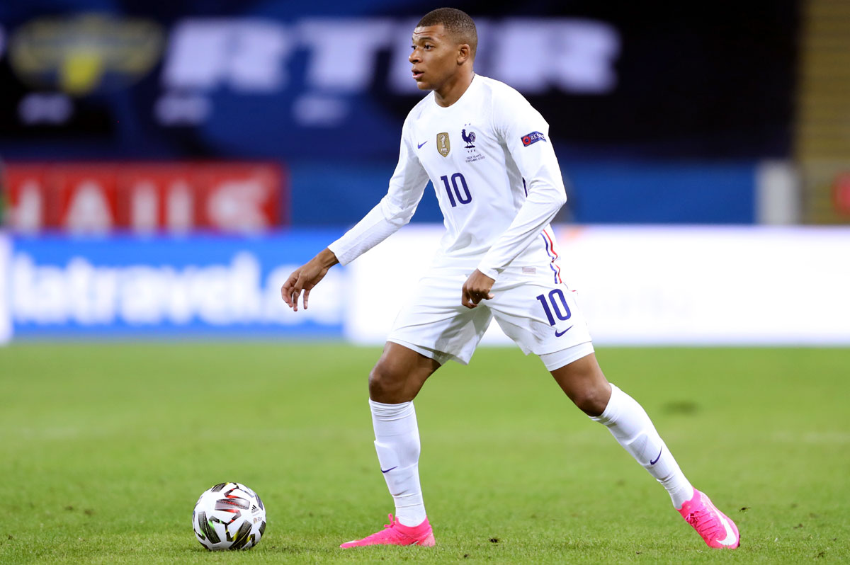 Euro 2020: France players yet to be vaccinated