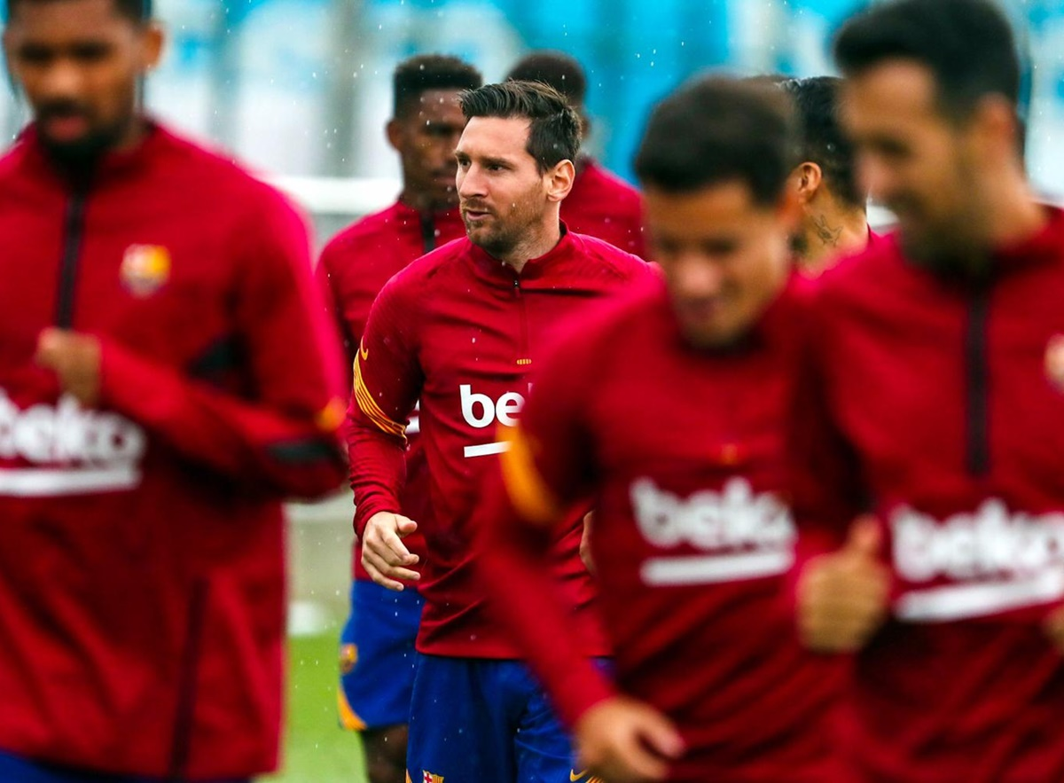 'Financially down, Barca cannot sustain Messi salary'