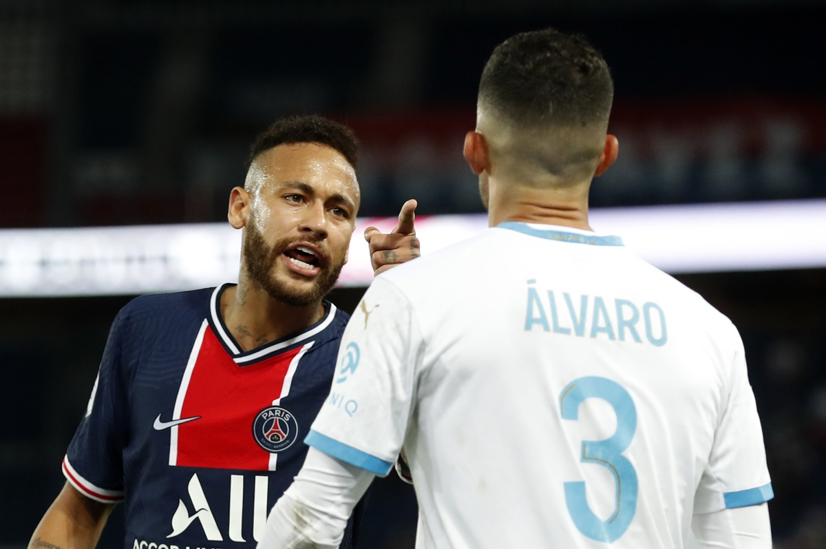 Neymar admits he acted like a 'fool' in PSG brawl