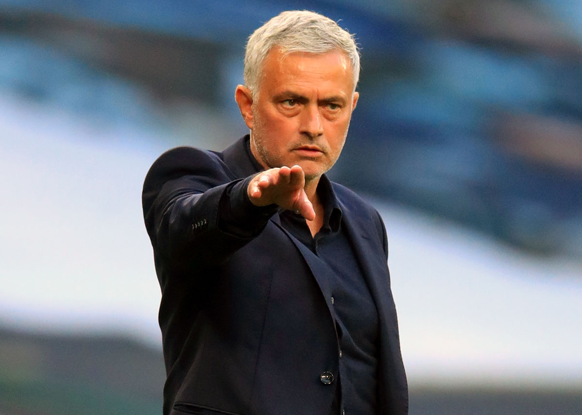 Mourinho named Roma manager for 2021-22 season