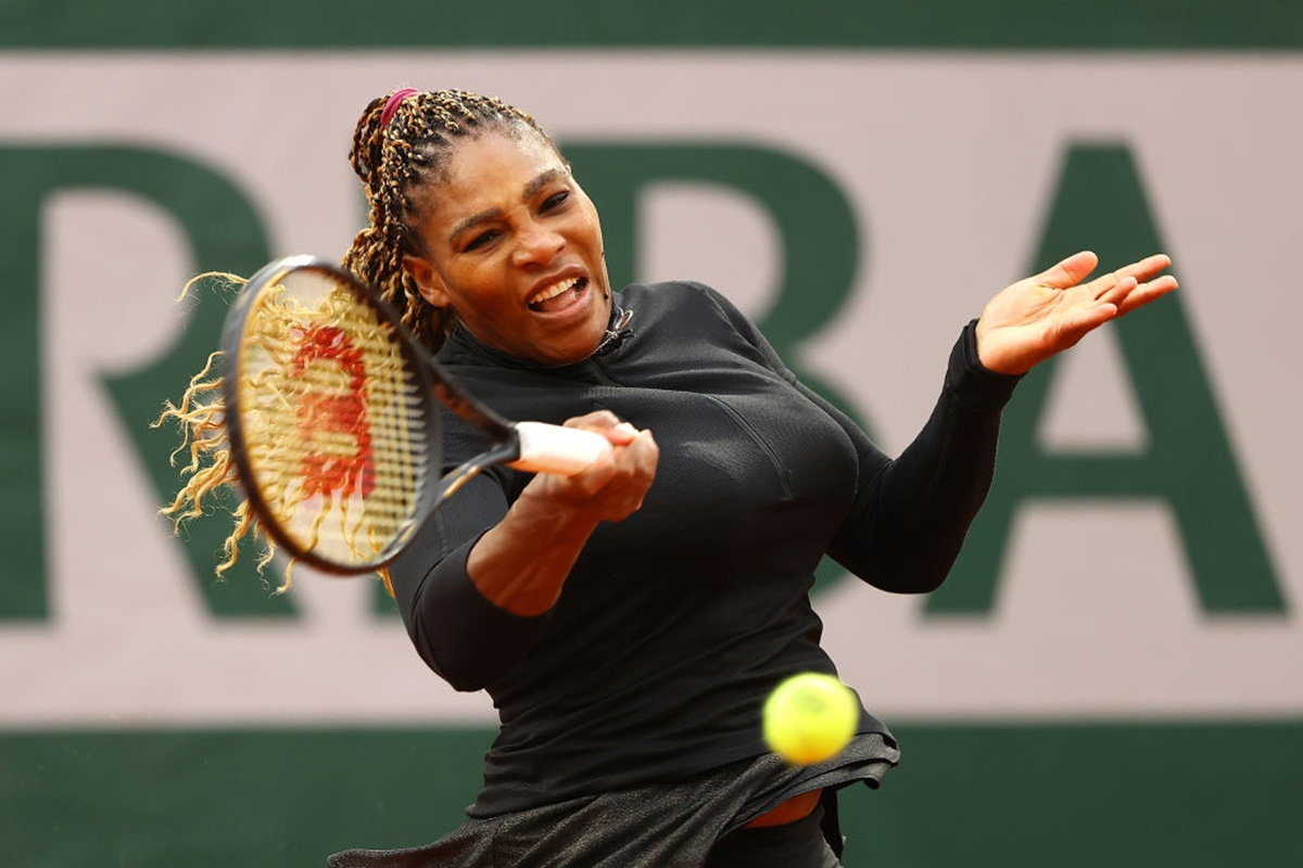 Serena pulls out of French Open with injury
