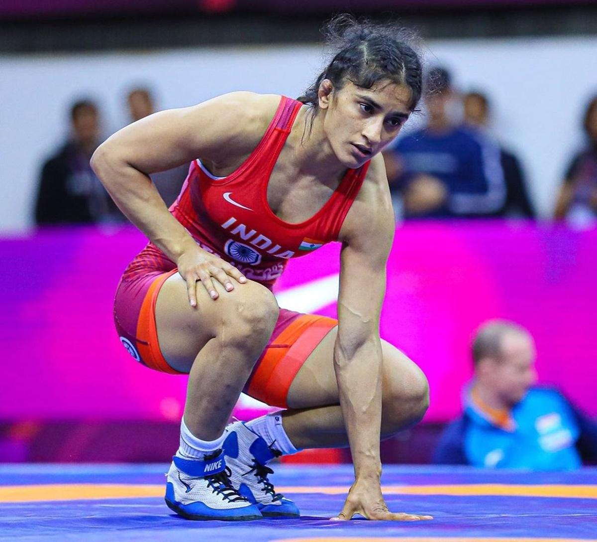 Phogat returns stronger, smarter to fulfil medal dream