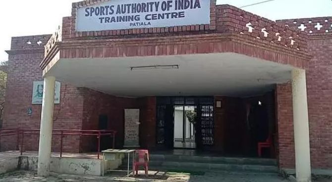 The Sports Authority of India centre in Patiala