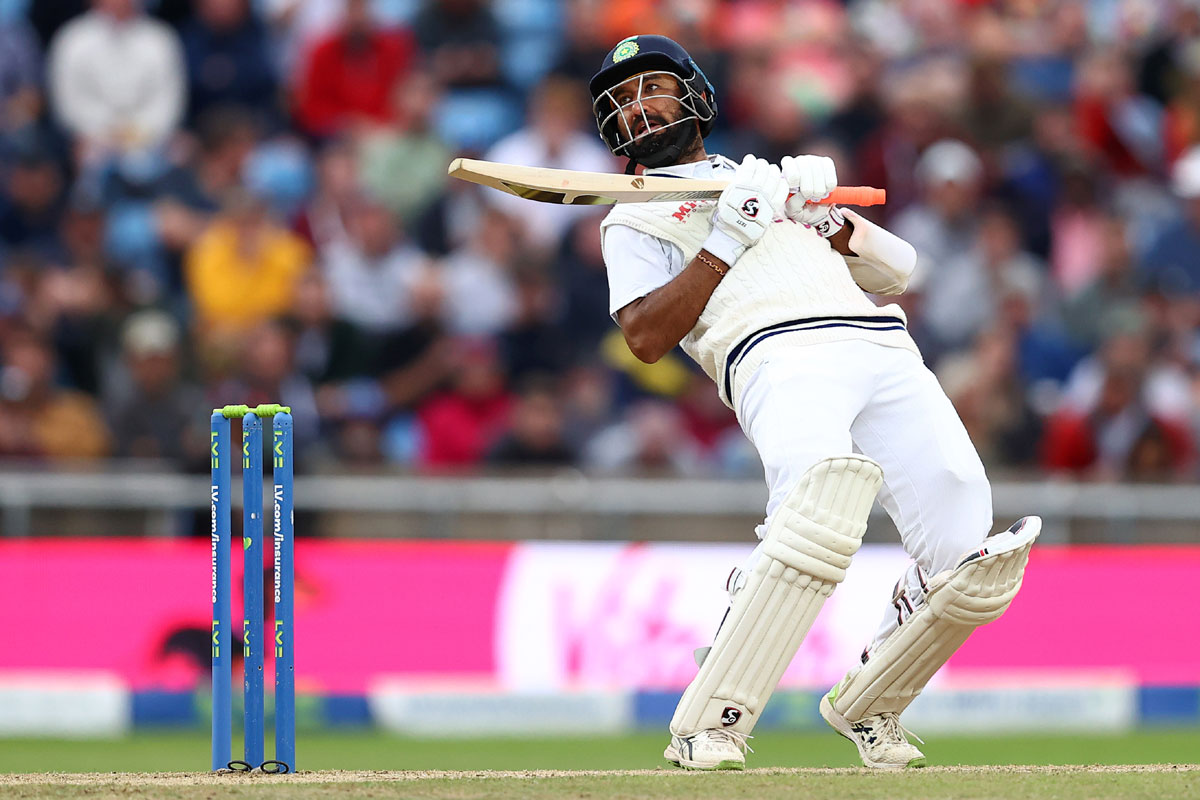 Pujara came with an intent to score runs: Rohit