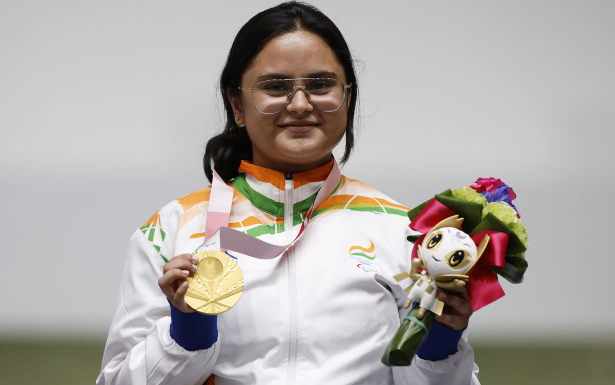 India's paralympians beat the odds, realise dreams