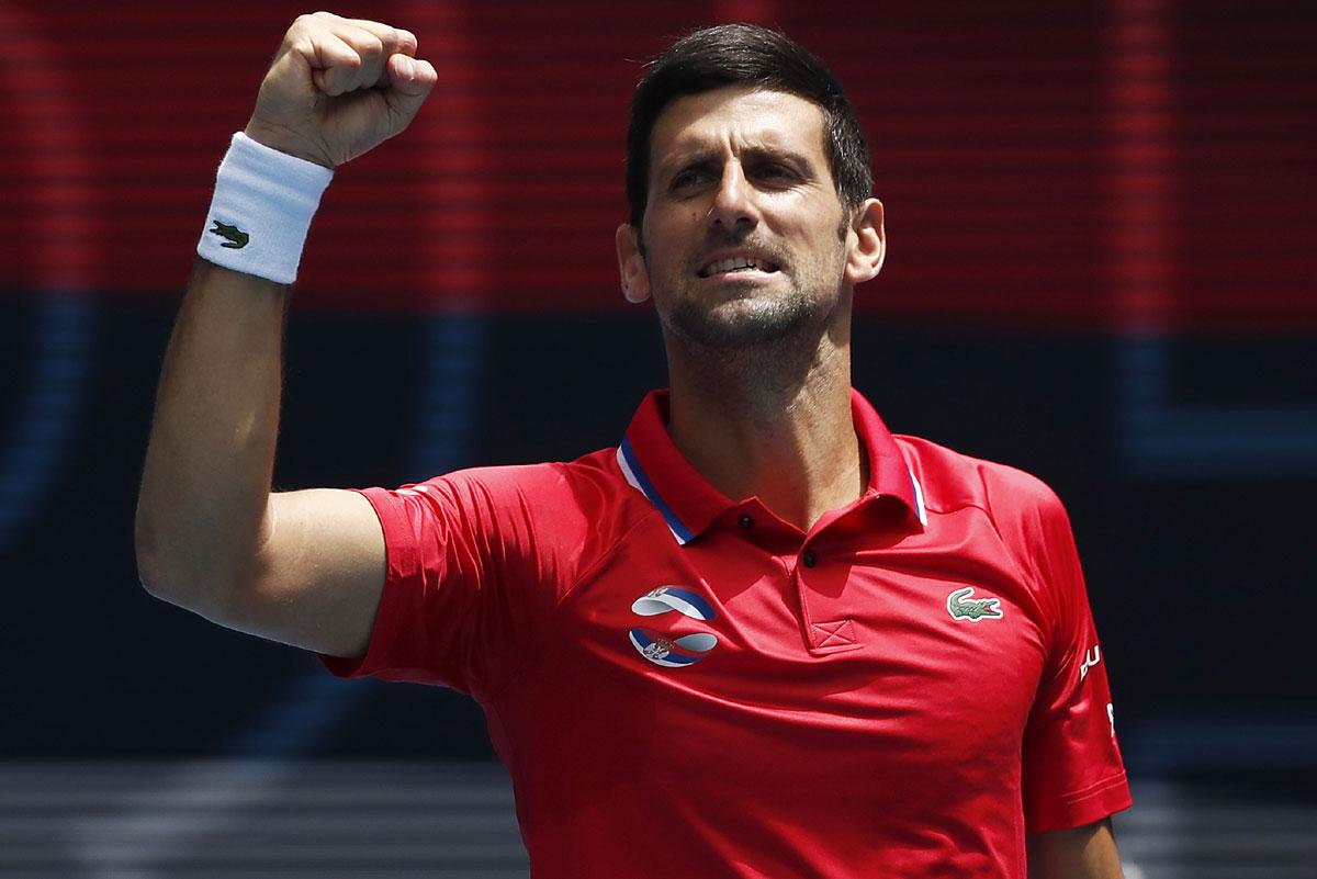 Meet the top men's contenders at Australian Open
