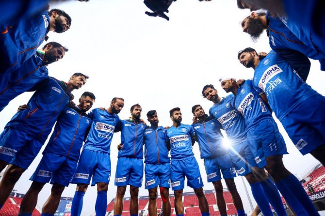 The 22-member squad doesn't feature regular skipper Manpreet Singh, Rupinderpal Singh, Varun Kumar and SV Sunil.