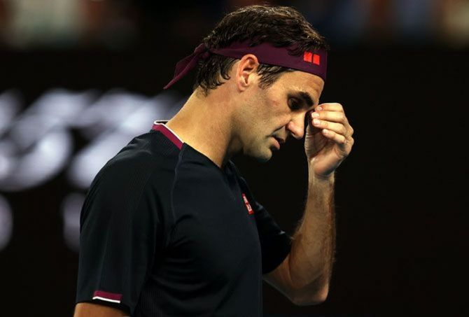 A semi-final defeat in Melbourne in 2020 was Federer's last competitive match, and playing five-setters in the Australian summer heat after a lengthy injury and 14 days quarantine would have been a tricky proposition for the 39-year-old.