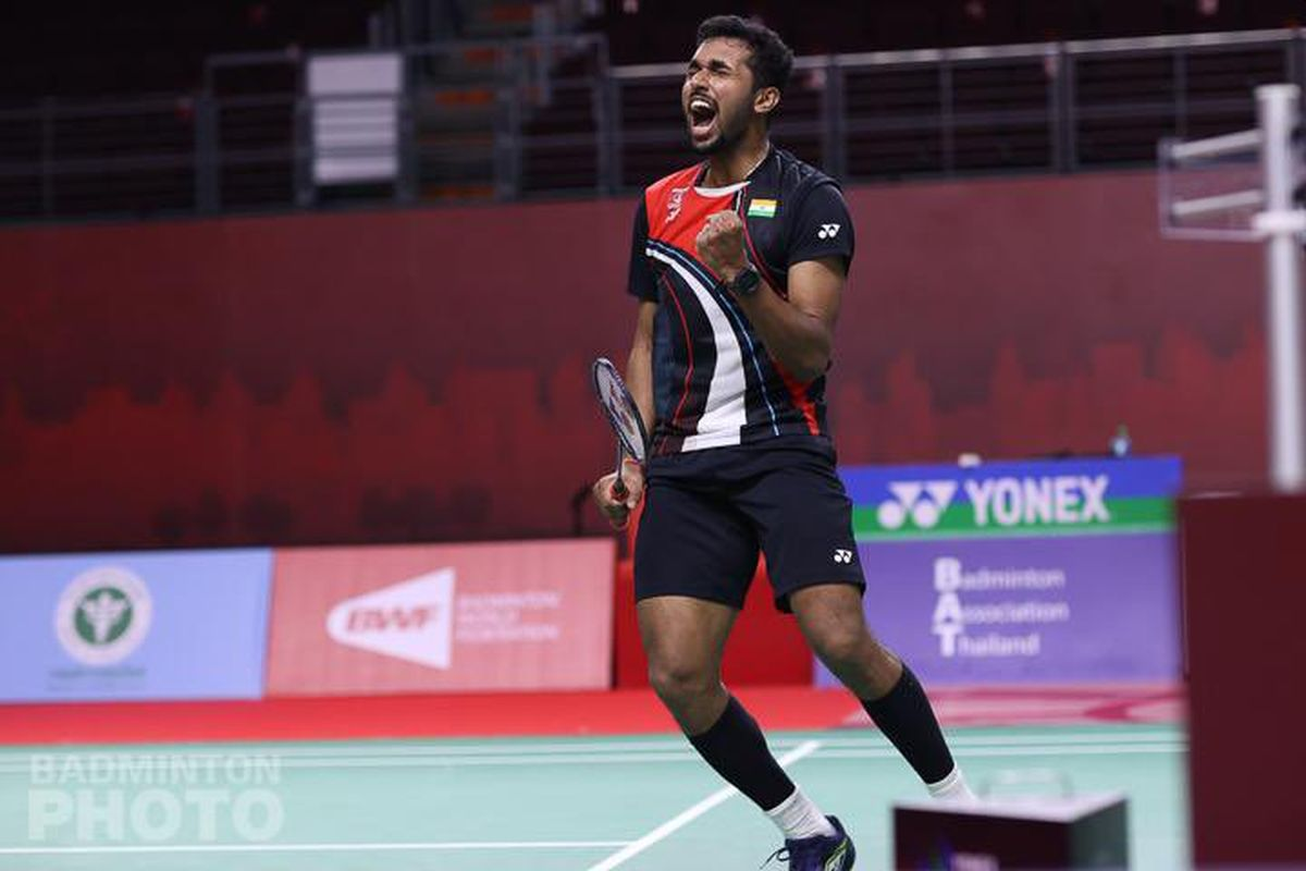 Shuttler Prannoy recalls 'bubble struggle' in Thailand