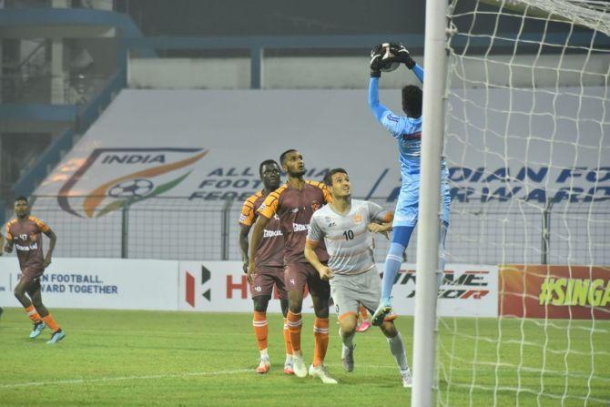 Gokulam Kerala 1-2 Chennai