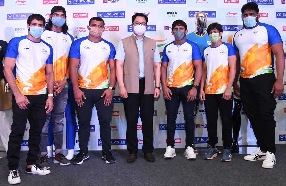 Tokyo organisers working on safety of Indian athletes
