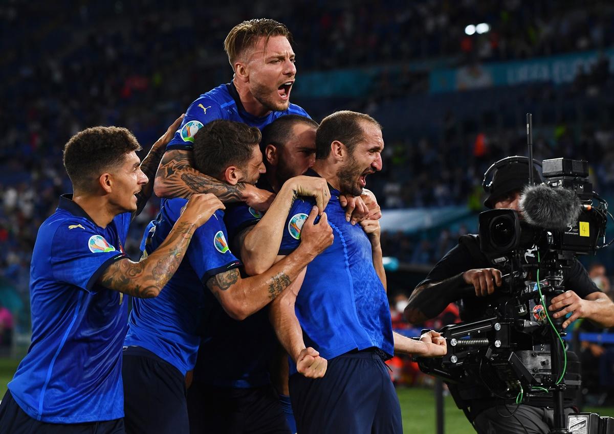 Euro: Round 2: Top 5 Team Performances