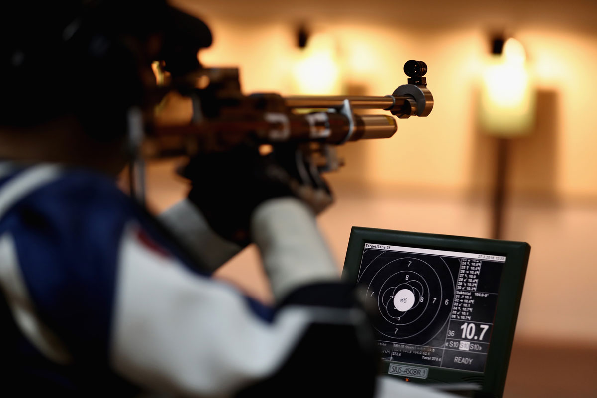 World Cup: Three shooters test positive for COVID-19