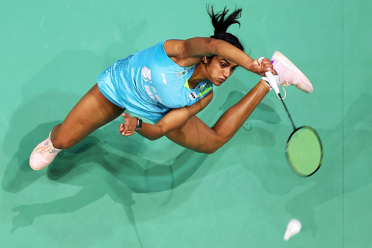Sindhu spearheads India's quest for gold in badminton