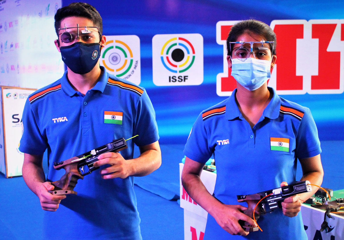 'Our shooters are capable of winning in Tokyo'
