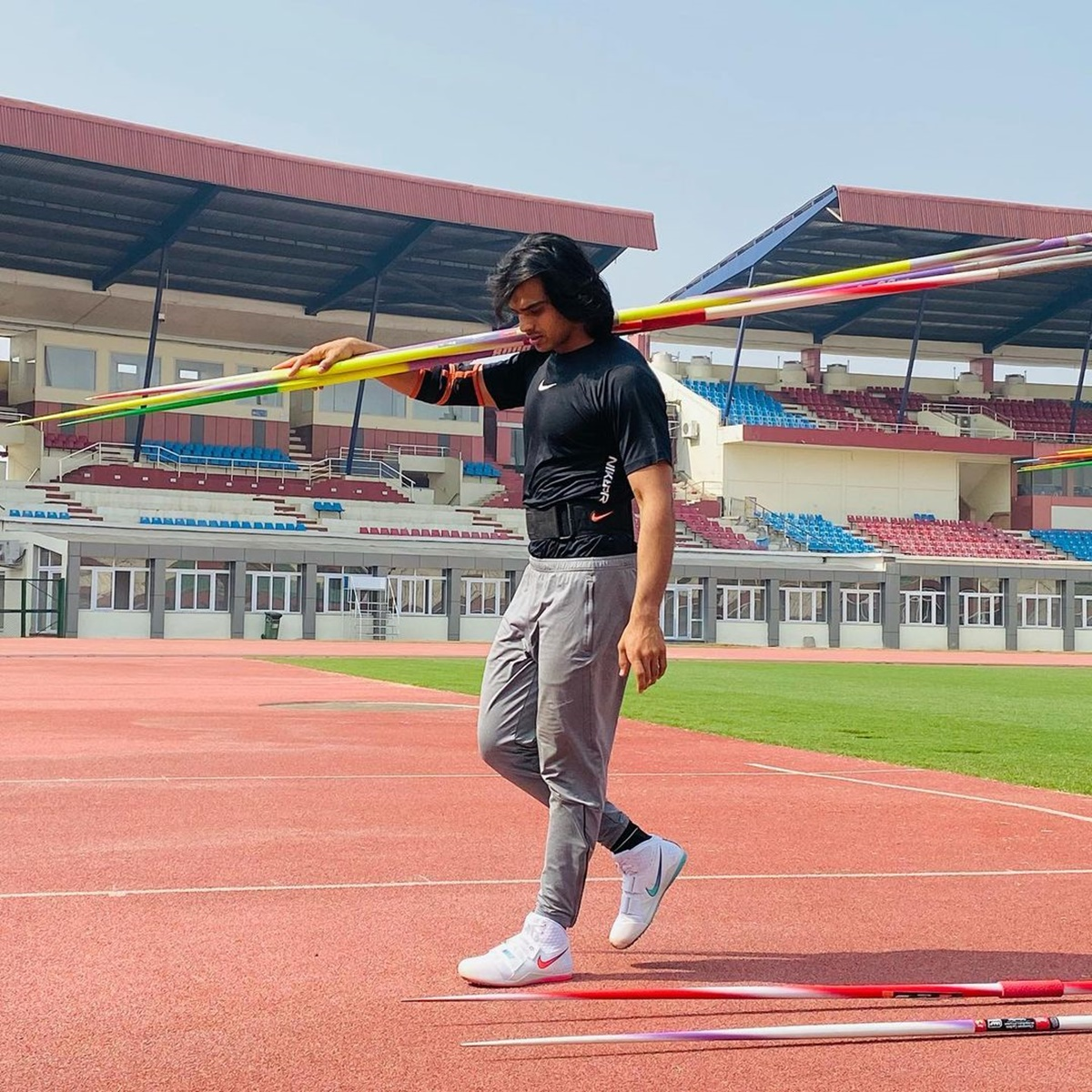 Neeraj reaches Portugal; to compete on June 10