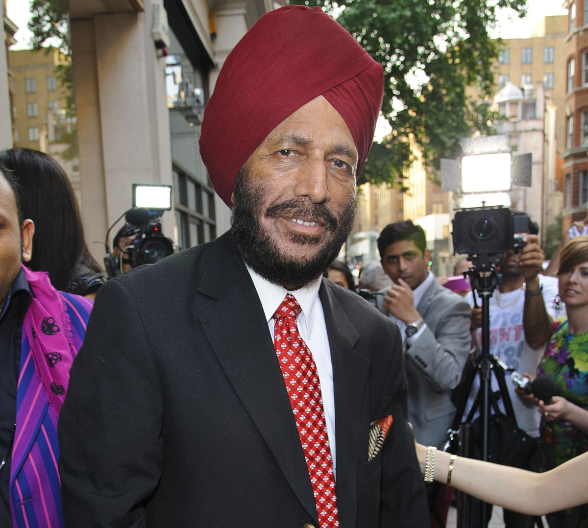India's sprint legend Milkha Singh passes away
