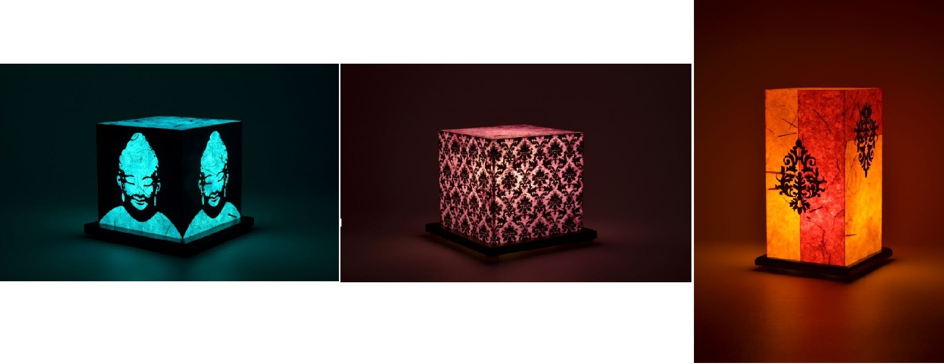Themed Table Lamps